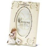 First Communion Photo Frame, Girl