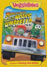 Minnesota Cuke and the Search for Noah's Umbrella, Repackaged DVD