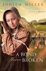 Bond Never Broken, A - eBook