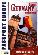 Passport Geography: Germany, Scout Level CD-ROM