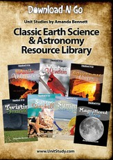 Classic Earth Science Resource Library CD