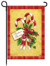 Candy Cane Bouquet, Small Art Flag