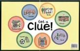 Making It Connect, Fall: Get a Clue Gameboard, Grade 2/3