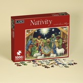 Nativity Puzzle, 1000 Piece