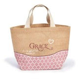 Grace, It Is the Gift From God Tote Bag