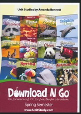 Download N Go Spring Semester on CD-Rom
