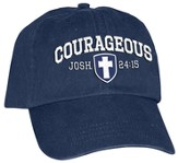 Courageous Cap, Navy