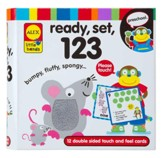 123, Ready, Set, Touch and Feel Cards