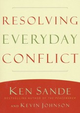 Resolving Everyday Conflict - eBook