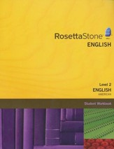 Rosetta Stone American English, Level 2, Version 3 Workbook