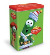 VeggieTales Collectible Christmas Tin