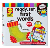 First Words, Ready, Set, Touch and Feel Cards
