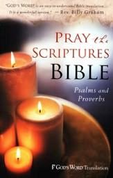 Pray the Scriptures Bible: Psalms and Proverbs - eBook