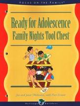 Ready for Adolescence Family Nights #12