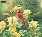Songbirds with Scripture, Wall Calendar 2015