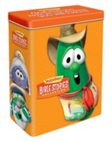 VeggieTales Bible Stories Collectible Tin