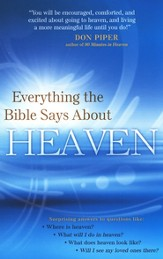 Everything the Bible Says About Heaven - eBook