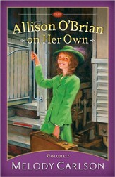 Allison O'Brian on Her Own - eBook