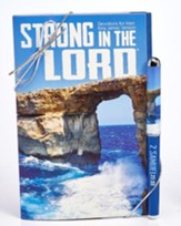God Is My Strength and Power Book and Pen Set, KJV