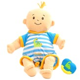Personalized, Fella Baby Boy Doll