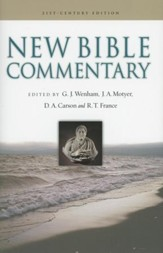 New Bible Commentary, 21st Century Edition -- Slightly Imperfect
