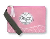 Grace, It Is the Gift From God Zippered Bag