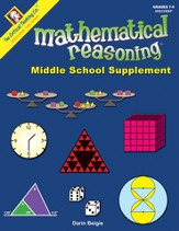 Mathematical Reasoning Middle School Supplement Grades 7-9