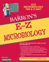 Barron's E-Z Microbiology, 2nd Edition