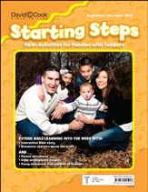 Bible-in-Life Toddler Starting Steps, Fall 2015