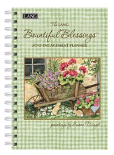 Bountiful Blessings, Engagement Planner 2015