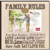 Family Rules, Magnetic Photo Frame