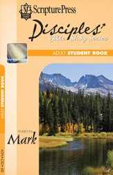 Scripture Press Adult Disciples Bible Study Series Student Book, Fall 2015