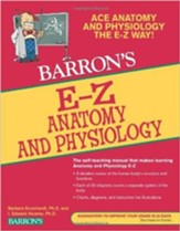 E-Z Anatomy & Physiology, 3rd Edition