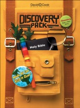 Bible-in-Life Elementary Discovery Pack, Fall 2015