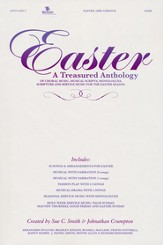 Easter, A Treasured Anthology, Songbook