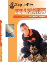 Scripture Press Middler Grades 3 & 4, Bible Promises Student Book, Fall 2014