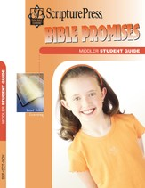 Scripture Press Middler Grades 3 & 4, Bible Promises Student Book, Fall 2015