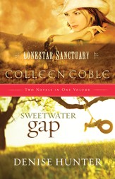 Lonestar Sanctuary & Sweetwater Gap 2 in 1 - eBook