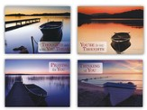Still Waters Encouragement Cards, Box of 12