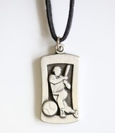 All Things Are Possible, Sports Pendant, Baseball
