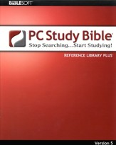 Biblesoft PC Study Bible 5.0: Reference Library Plus on CD-ROM