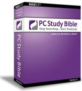 Biblesoft PC Study Bible 5.0: Complete Reference Library on CD-ROM