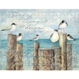 To See A World In A Grain Of Sand, Coastal Breeze Boxed Note Cards