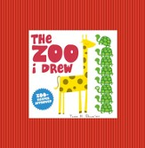 The Zoo I Drew - eBook