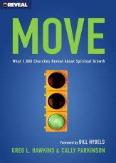Move: What 1,000 Churches Reveal about Spiritual Growth - eBook