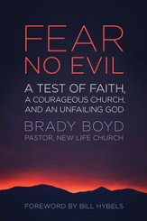 Fear No Evil: The Church That Should Have Died - eBook