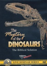 The Mystery of the Dinosaurs: The Biblical Solution DVD