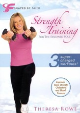Strength Training: For the Seasoned Soul, DVD