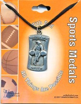 All Things Are Possible, Sports Pendant (Cheerleading)