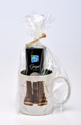 Man of God Mug and Golf Balls Gift Set
